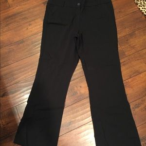 Lane Bryant black stretch Pants Trousers 18R